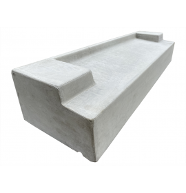 Concrete Stooled Sill T-Frame - 225x140