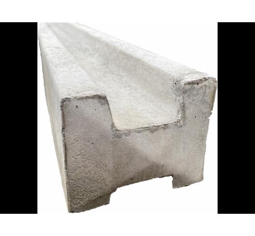 Concrete H Post