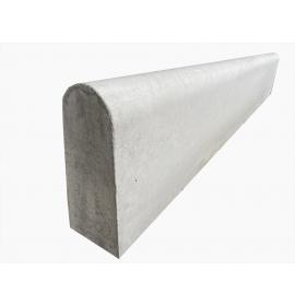 Concrete Bullnose Garden Edge