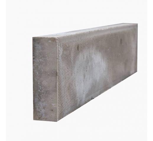 Concrete Flat Garden Edge