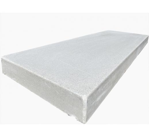 Cast Granite Wall Cap Flat