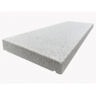 Cast Granite Wall Cap Feather