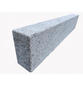 Silver Granite Shot Blast Kerb