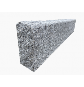 Silver Granite Picked Kerb