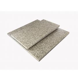 Silver Granite Paving 35mm