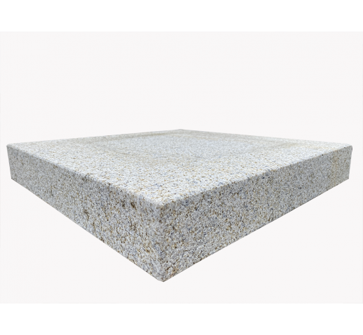 Natural Granite Flat Pier Caps