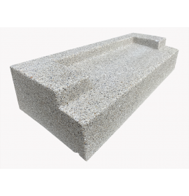 Cast Stone Stooled Sill - 265x140