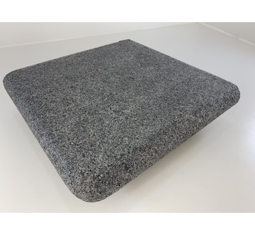 Ash Granite Corner Step