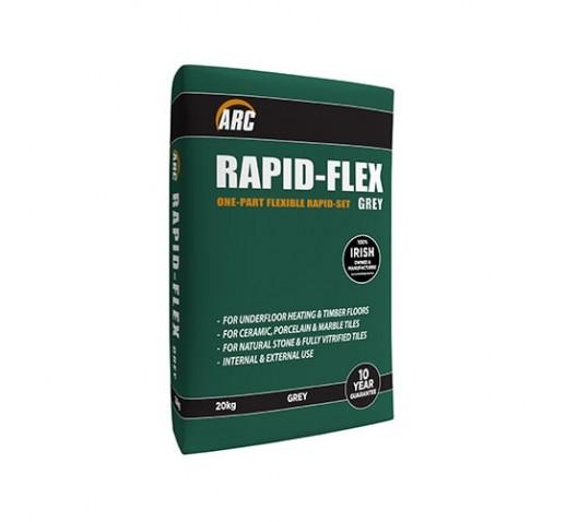 ARC Rapid-Flex Adhesive Grey 20kg