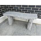 Silver Granite Bench