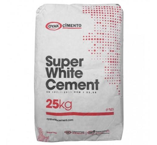 Adana White Cement 25Kg