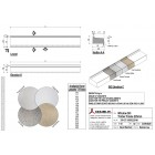 Concrete Sill T-Frame - 215x140